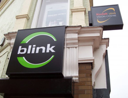 Blink Opticians Shop