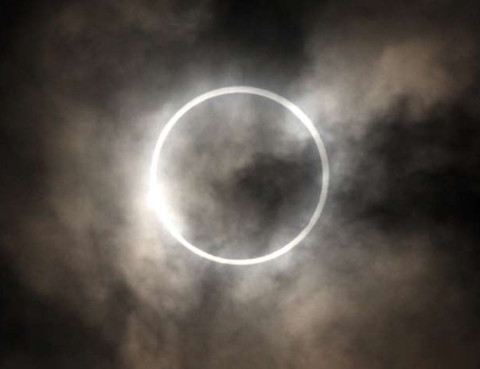 Looking after your eyes during the Solar Eclipse