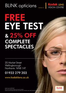 Free Eye Exam