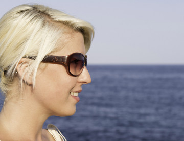 Protecting your eyes against cheap sunglasses