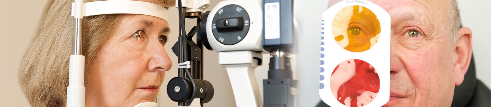 Personalised Eye Tests