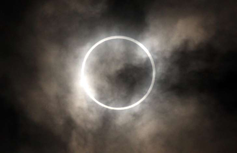Taking care of your eyes during the Solar Eclipse